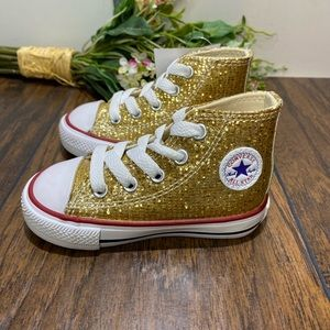 Converse Chuck Taylor All Star Hi Infant Shoes